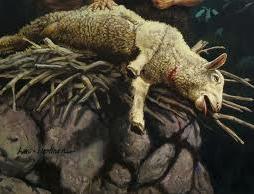 sacrifice upon the altar