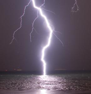 Bolt of lightning 2