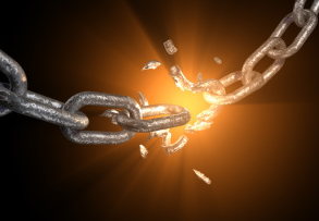 breaking the Yoke and the chains