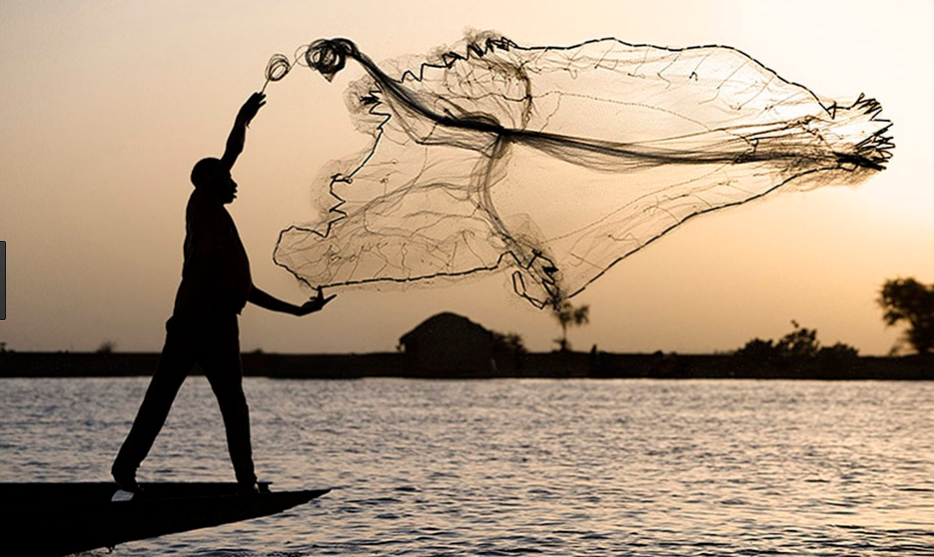 casting the net 1