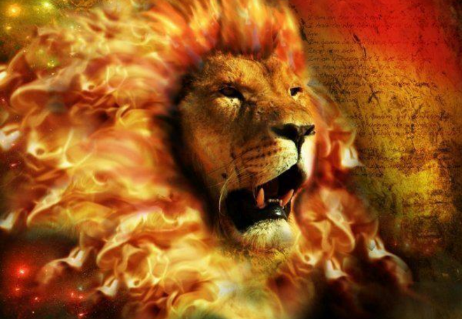 lion of God