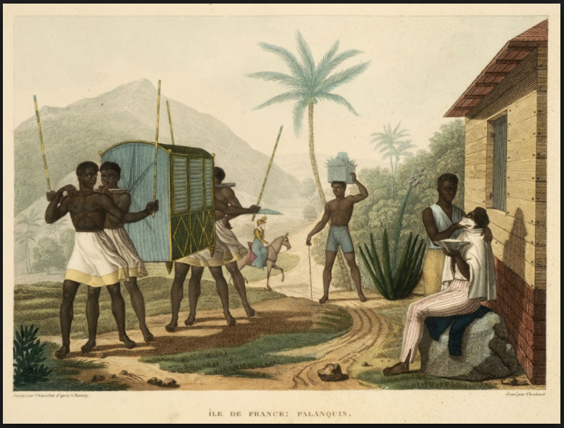 culture of slavery