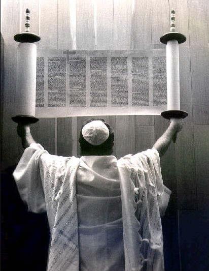 Torah lift