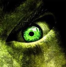 green=eyed monster