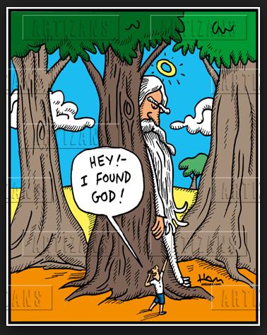 Ifound God