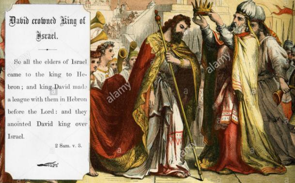 Israel's king