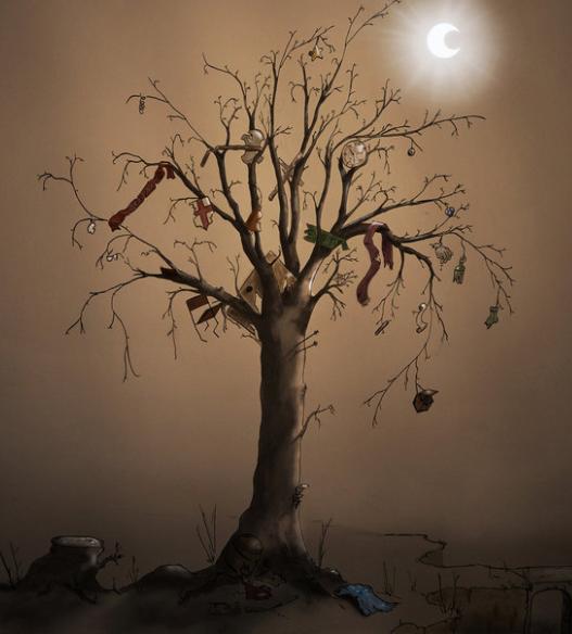 leafless tree 71